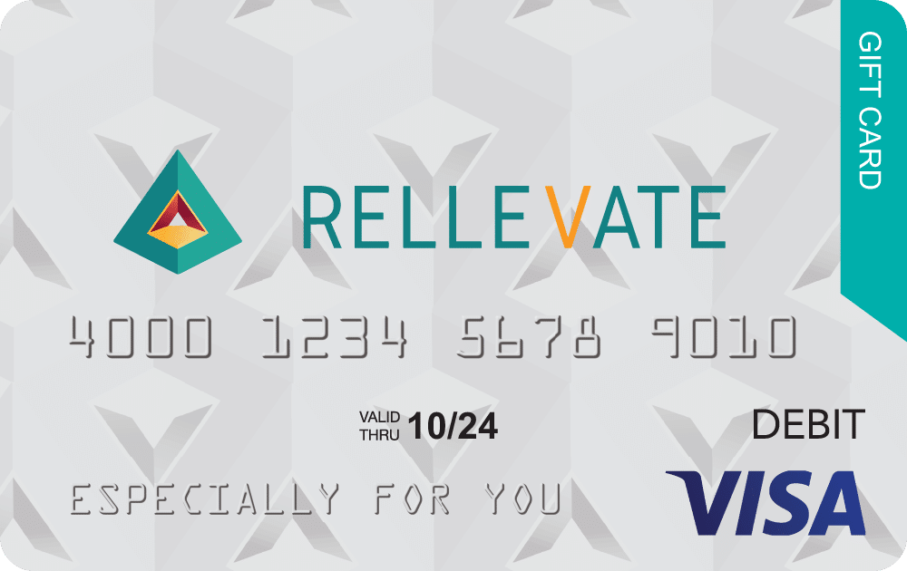 Rellevate Gift Card