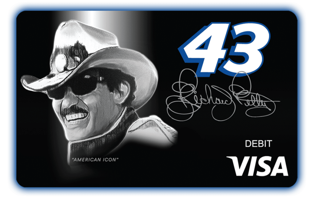 Richard Petty Icon Gift Card